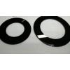 供应紫外黑玻璃 紫外透射可见吸收型光学玻璃