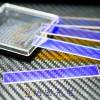 美容仪器人脸识别考勤仪光纤照明现场勘测550nm长波通滤光片
