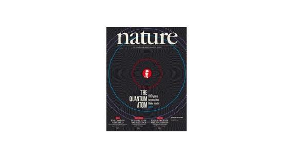 6月6日《自然》杂志精选