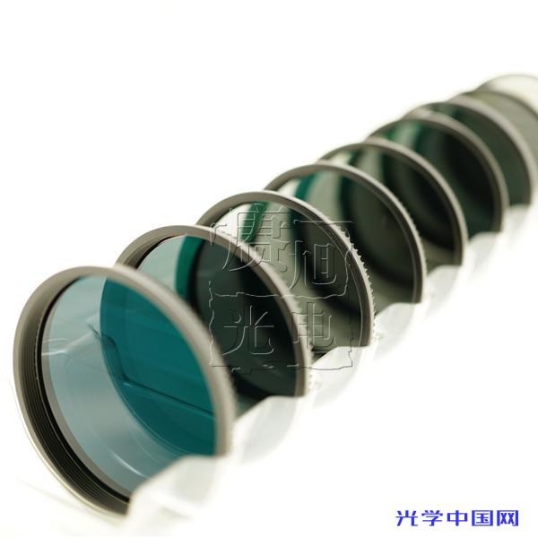 可见光衰减片 赓旭光电高品质滤光片生产厂家