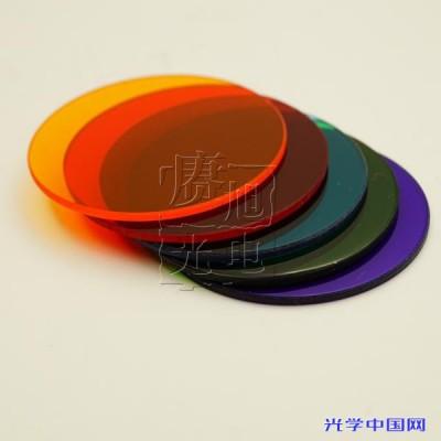 紫外窄带滤光片 赓旭光电高品质滤光片生产厂家