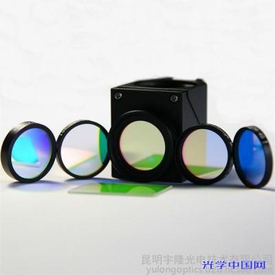 医疗分析仪 Optolong 单带通 FITC 荧光团 套装滤光片 高性噪比 使用寿命长