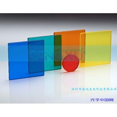蓝玻璃滤光片