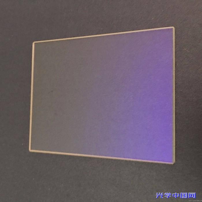 三洽科技  紫外增强滤光片