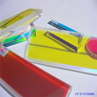 飞尔LPF490长波通滤光片激光美容激光美容脱毛滤光片 激光美容美肤滤光片