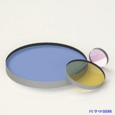 联合光科 经济型短波通滤光片 尺寸Φ12.5mm 浮法玻璃B270