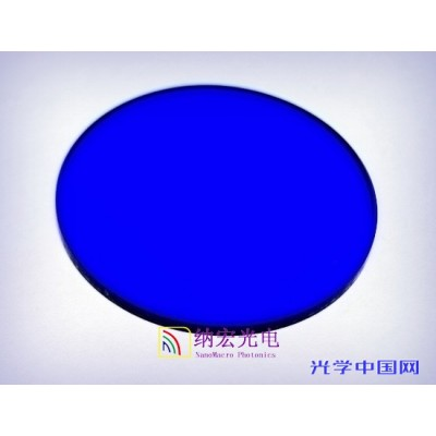 安防监控用蓝玻璃滤光片