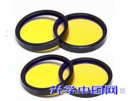 荧光检测滤光片 PCR 离子辅镀介质膜工艺技术 膜料构成:硬膜