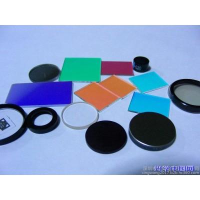 思贝达黑色片 850滤光片 透红外滤光片 颜色片  长波通滤光片  窄带滤光片  带通滤光片