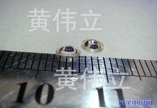 直径4MM平凸透镜片单凸透镜片镀膜平凸透镜片镀膜单凸透镜片