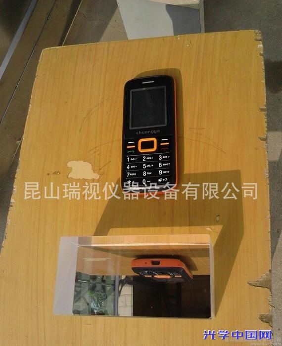 【瑞视】光学K9平凸透镜片 LOPCXB40-50反光分光镜