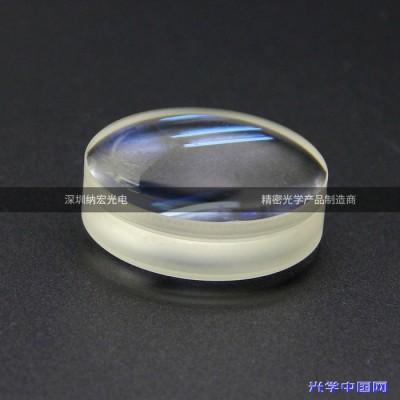纳宏     口径57平凸透镜