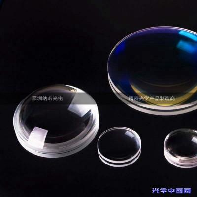 纳宏 口径55nm平凸透镜