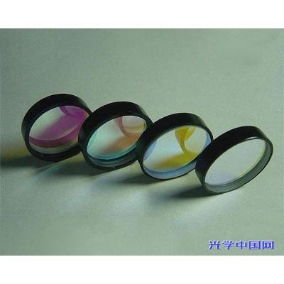 405nm-1064nm陷波带阻负性滤光片