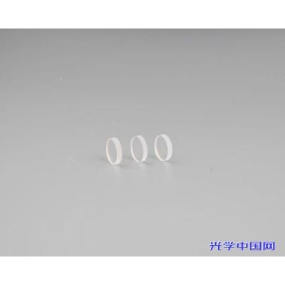 光学镜片直径15*4.0mm倍频增透滤光片