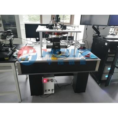 自动水平光学平台 气浮隔振光学平台 自平衡精密光学平台