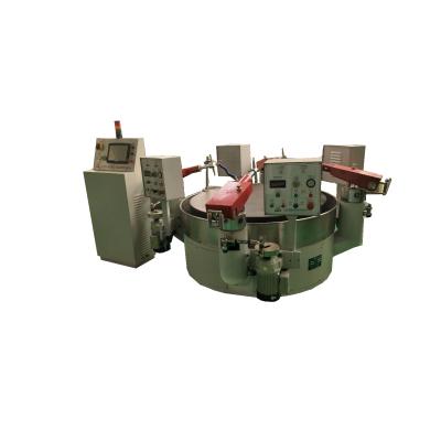LP12A-4四轴气压平摆环抛机