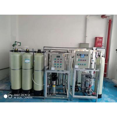无酸碱纯水系统 EDI超纯水设备