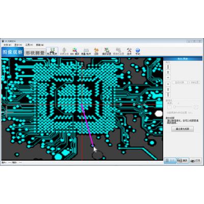 光学检测平台 显微镜检测平台 高精密运动平台