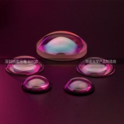 不易脱膜透镜 耐擦拭透镜深圳厂家可大量定制供应