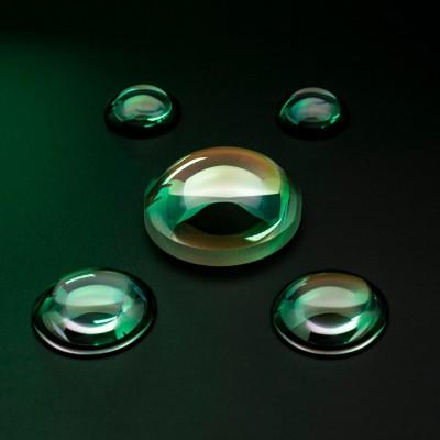 氟化镁透镜 球面透镜深圳厂家大量定制生产供应