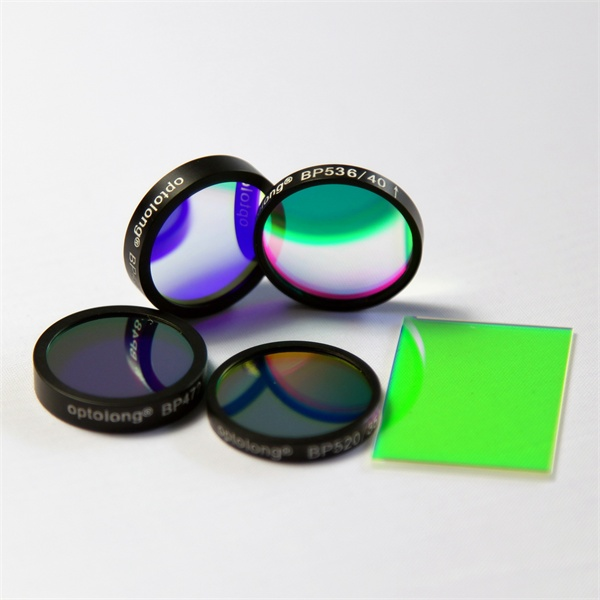 FITC荧光团 荧光显微镜荧光滤军用标准生物科学