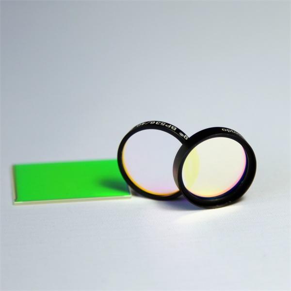 TRITC荧光滤光片 生化滤光片 显微镜滤光片【蛋白分析仪】