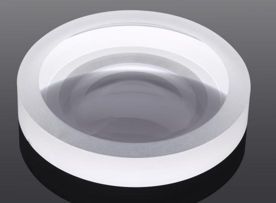 球面平凹透镜