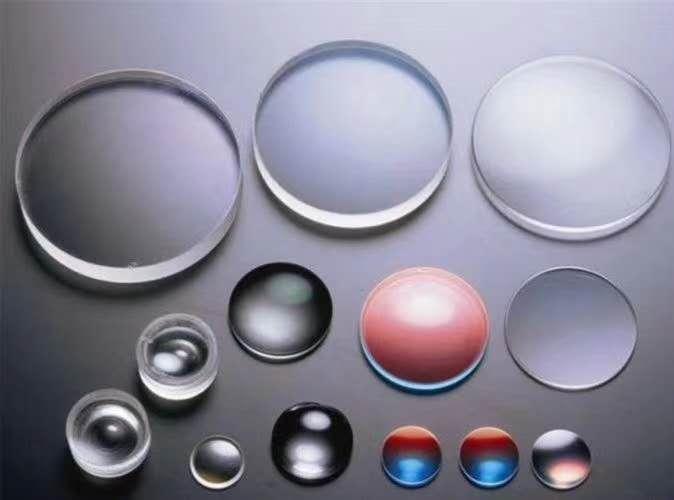 球面双凹透镜