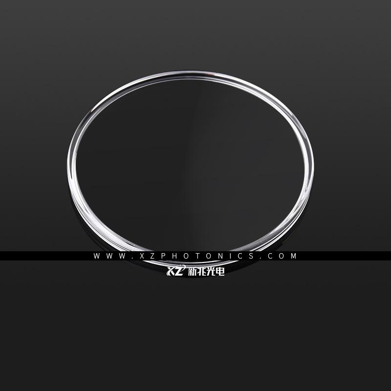 厂家供应 蓝宝石玻璃镜片定制加工