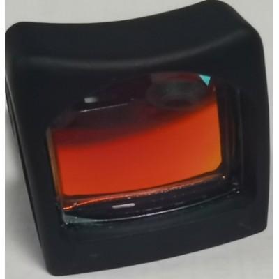 生产红点枪瞄镜全息***胶合透镜激光夜视***镜片镀膜加工