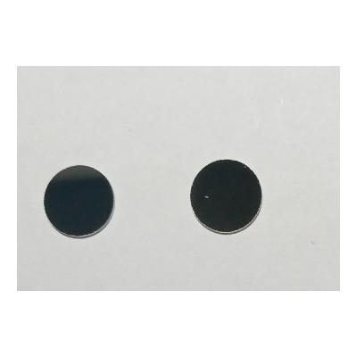 ZWB2紫外黑玻璃荧光探伤滤光片透365nm可见光吸收镜片