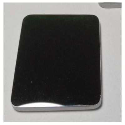 CCD视觉定位激光打标机滤光片光纤激光打标机镜片喷码机滤光片