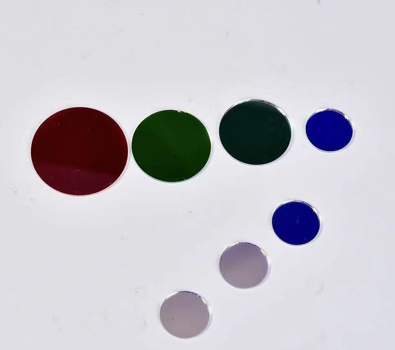 深圳滤光片水果糖度仪滤光片、窄带590nm滤光片糖度仪滤光片